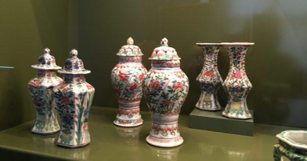 Chinesische Teedosen